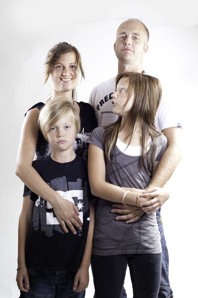 Familjen Dahl